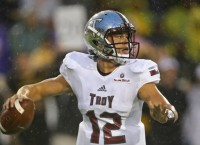 Troy takes ranking into game against Arkansas State