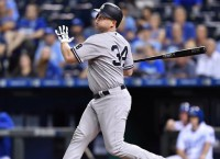 Yankees trade McCann to Astros