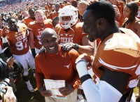 Strong reportedly out as Texas coach