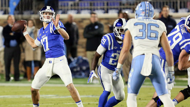 Duke pulls out upset win over No. 17 North Carolina