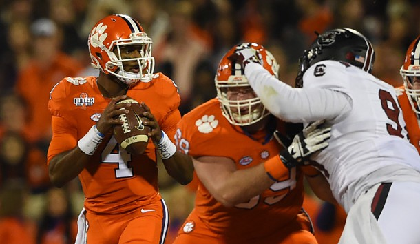 Watson can make a final Heisman statement at ACC title game