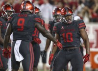Jackson, No. 5 Louisville stunned by Houston