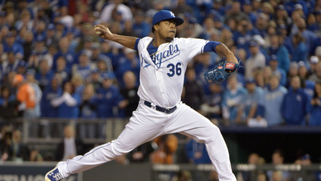 Volquez agrees to two-year deal with Marlins