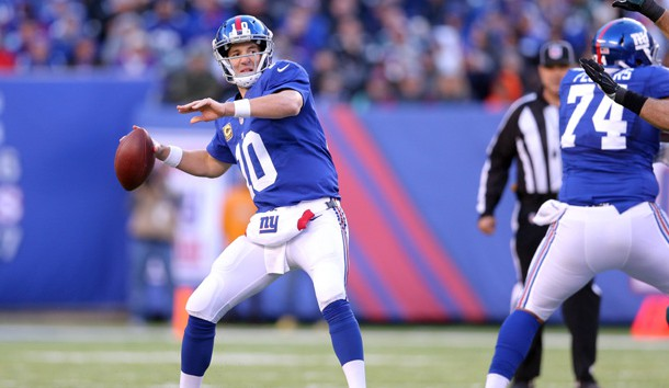 856920d9d NFL Recaps  Manning throws 4 TDs in W over Eagles
