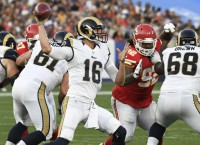 NFL Player News: Goff named Rams' starting QB
