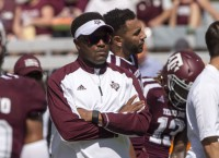High stakes for Orgeron, Sumlin in season finale