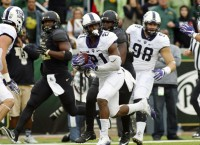 Hicks runs wild, TCU trounces No. 17 Baylor