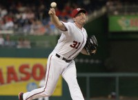 Cy Young Awards go to Porcello, Scherzer