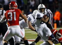 No. 8 Penn State shuts out Rutgers