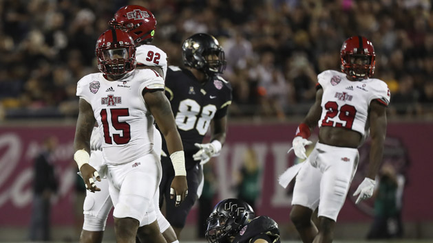 Arkansas State defeats UCF in Cure Bowl