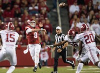Hogs looking for respect in Belk Bowl vs. Hokies