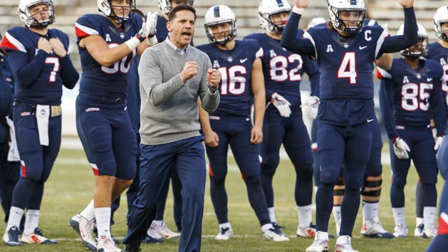 UConn fires coach Diaco after three seasons