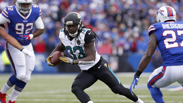 Jaguars rule out Ivory, Hurns, others vs. Broncos