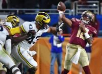 FSU wins thriller vs. Michigan at Orange Bowl