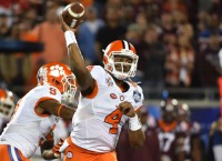 Watson guides Clemson to thrilling ACC title win