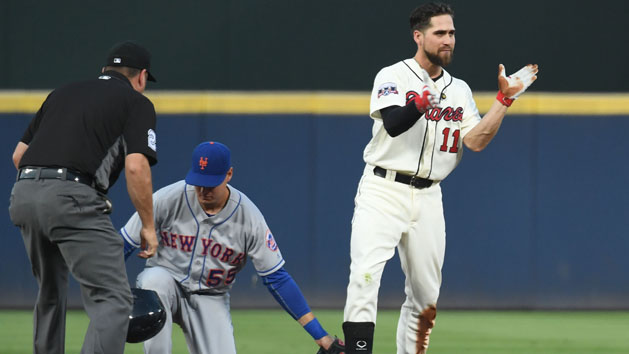 Braves CF Inciarte agrees to 5-year extension