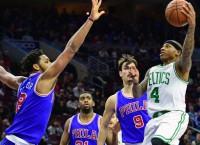 NBA Recaps: Thomas' 37 lead Celts past 76ers