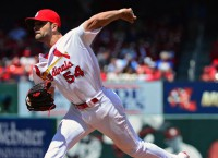 Braves acquire LHP Garcia from Cardinals