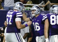 Ertz powers Kansas State past Texas A&M