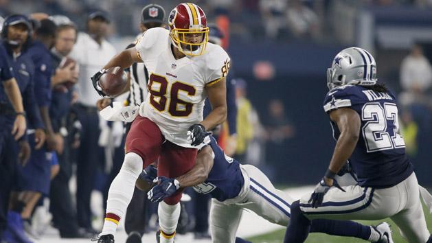 Shoulder injury likely to sideline Redskins TE Reed
