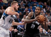 NBA Recaps: Spurs improve to 13-0 on road