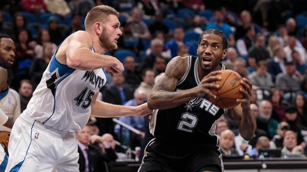 NBA Recaps: Spurs improve to 13-0 on road