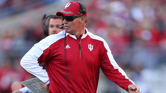College Football Notes: Indiana to fire coach Wilson