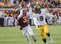 Golden Gophers suspend 10 players