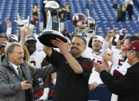 Baylor hires Temple's Rhule as new coach