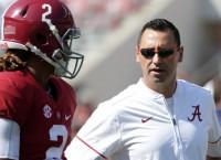 Alabama tabs Sarkisian as offensive coordinator
