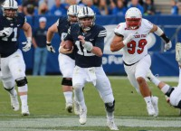 BYU, Wyoming rekindle rivalry in Poinsettia Bowl