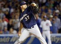 Brewers send Thornburg to Boston for Shaw, others