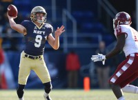 Ailing Navy seeks 15th straight win over Army
