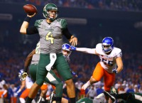Baylor blitzes Boise State in Cactus Bowl