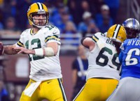 Rodgers leads Packers to NFC North title