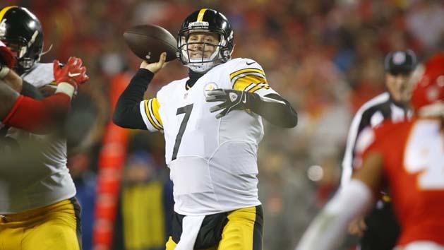Steelers-Pats rematch more than Big Ben vs. Brady
