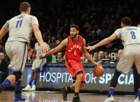 NBA Recaps: Joseph's career night lifts Raptors