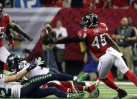 Falcons' D goes prime time against Seahawks
