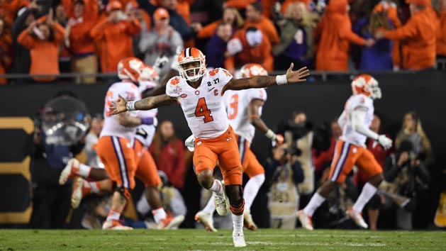 QB Buyer Beware? Not with Clemson's Watson