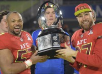 AFC holds off NFC to win low-scoring Pro Bowl