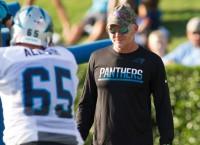 Bills hire Panthers McDermott as next head coach