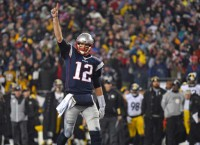 Brady, Patriots rout Steelers for another AFC title