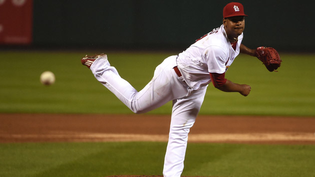 Cardinals' stud prospect Reyes out for season