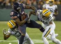 Bears not expected to tag WR Jeffery again