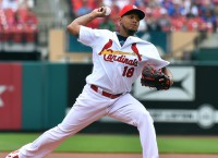 Martinez returns to rotation as Cards visit Twins