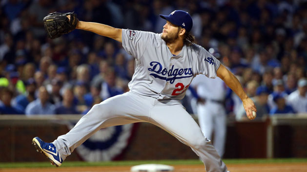 Kershaw earns seventh straight Opening Day start