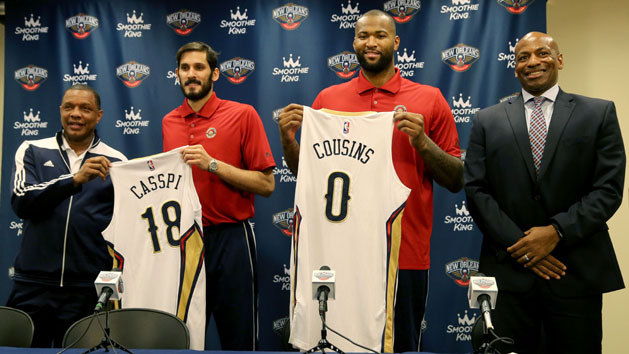 NBA Notebook: Cousins ready to rock in Big Easy