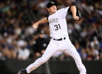 Cubs acquire RHP Butler from Rockies