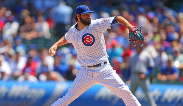 Royals reportedly agree to deal with Jason Hammel, best FA pitcher available