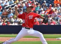 MLB Recaps: Taylor's bomb pushes Nats over Astros